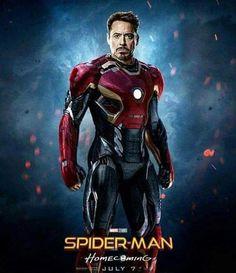 Tony Stark - Spiderman homecomming