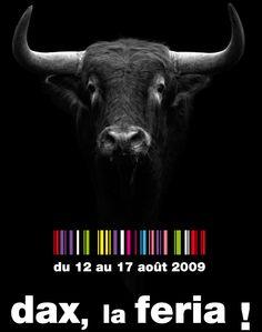 affiche feria de dax 2009 - Recherche Google