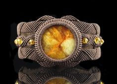 Interlace Designs | Macrame Bracelet
