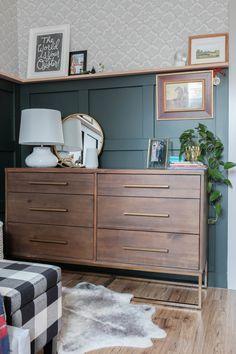 Shared Toddler Room - The Learner Observer Shabby Chic Bedroom Furniture, Kids Bedroom Furniture, Kitchen Furniture, Diy Room Decor, Living Room Decor, Bedroom Decor, Home Decor, Master Bedroom, Bedroom Inspo