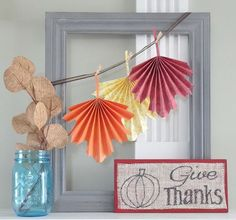 Thanksgiving Crafts for Kids. Pin and do it with your children! :) #thanksgiving #crafts #DIY