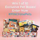 PINCHme Pet Box Give