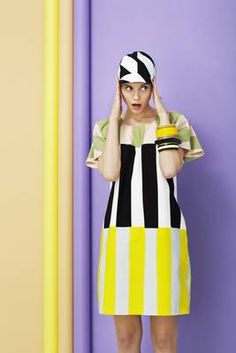 Marimekko fashion 2013 via LÖYTÖ