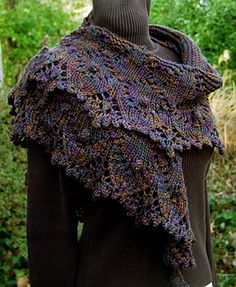 Out of Darkness by Boo Knits