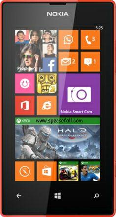 Nokia Lumia 525 - Full Specifications, Price
