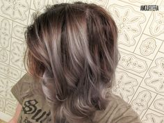 Amourtera > How to Get Silver/Gray Hair at Home