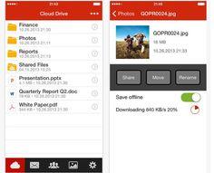 Los usuarios de dispositivos con iOS (iPhone, iPad, iPod Touch) ya pueden instalar la aplicación oficial de MEGA en sus gadgets desde la App Store.