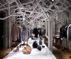 We Culd Bild A Littel Tree Inside As A Hanger