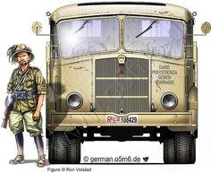 Italian Army Fiat 626 military truck - pin by Paolo Marzioli