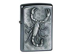 Zippo Zippo Feuerzeug, Motiv Scorpion / mehr Infos auf: www.Guntia-Militaria-Shop.de