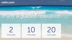 Every feel stressed? Try out this guided meditation site.