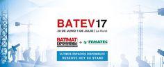 BATEV17  La exposición líder de la construcción y la vivienda se realizará del próximo 28 de junio al 1º de julio de 2017, en La Rural.  Más info: http://ly.cpau.org/2rmI5qe  #AgendaCPAY #RecomendadoARQ #EXPO