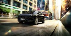 Porsche Macan Turbo - CGI & Retouching on Behance