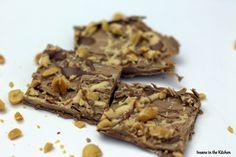 Insane in the Kitchen: Kleine Sünden mit Erdnussbutter und Schokolade