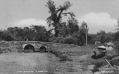 THE BRIDGE | Lerryn, Cornwall     ✫ღ⊰n