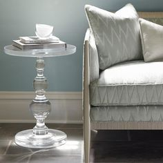 All Clear : New Traditional : Occasional Tables : tra-acctab-005 | Caracole Furniture
