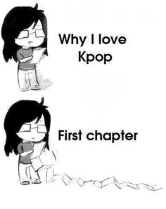 kpop fans can relate :)
