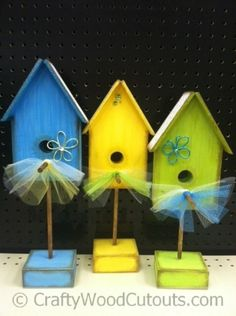 Birdhouse-Wood-Crafts
