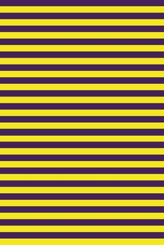 Yellow and purple striped pattern design I designed just for fun. Design by Cheyney #pattern #stripes