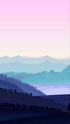 Iphone Wallpaper Landscape, Anime Scenery Wallpaper, Nature Wallpaper, Tumblr Wallpaper, New Wallpaper, Wallpaper Backgrounds, Galaxy Wallpaper, Chill Wallpaper, Wallpaper Maker