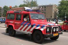 Fire Truck NL
