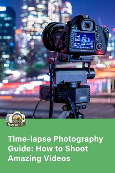 In-depth guide to time-lapse photography. Get tips and thorough instruction on how to shoot quality time-lapse videos with your camera. Landscape Photography Tips, Photography Basics, Photography Tips For Beginners, Types Of Photography, Photography Lessons, Photography Courses, Camera Photography, Underwater Photography, Photography Tutorials