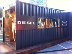 type your description here. Container Van, Container Office, Container House Design, Prefab Shipping Container Homes, Shipping Container Buildings, Shipping Containers, Oahu, Box Park, Container Restaurant