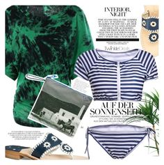 """""""Day on a Beach"""" by vanjazivadinovic ❤ liked on Polyvore featuring Jack Rogers, polyvoreeditorial and twinkledeals"""