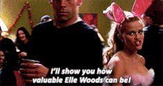 And she always knew her self-worth. | 23 Times Elle Woods Empowered You As A Woman
