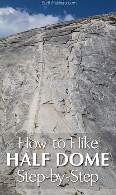 Half Dome Hike, Yose