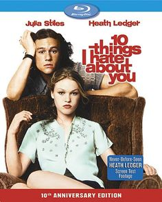 10 Things I Hate About You (10th Anniversary Edition) [Blu-ray] Price: $9.99