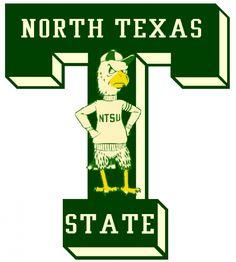 NTSU-  Got my Bachelor's Degree here in 1968.