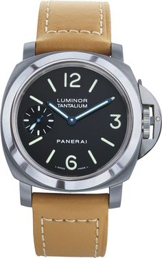 Luminor Marina Tantalium - 44mm PAM00172 - Collection Luminor - Officine Panerai Watches