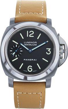 Luminor Marina Tantalium - 44mm PAM00172 - Collection Luminor - Officine Panerai Watches