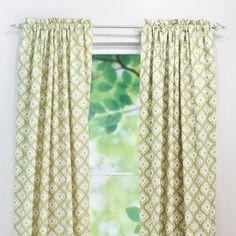 Chooty and Co Macie Leaf Curtain Panel
