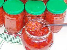 Dulceata de gutui - Bunătăți din bucătăria Gicuței Jacque Pepin, Cantaloupe, Salsa, Jar, Canning, Desserts, Recipes, Traditional, Marmalade