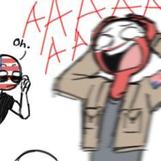 Picture, Comic's And Videos, Countryballs/humans .° - ✿ *:· 197 ·:* ✿ - ☭『 мусор 』卐 - Wattpad - Wattpad Canadian Memes, Fanfiction, Disney Cartoon Characters, Wattpad, Fan Art, Country Art, Historical Fiction, South Park, Funny Comics