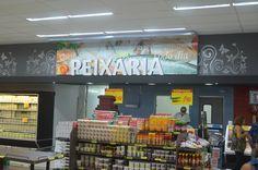 Comunicação Visual Bandô - DB Supermercados | Manaus AM