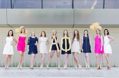 Regan Shorter Photography #alphaphi #aoe #sisters #photoshoot