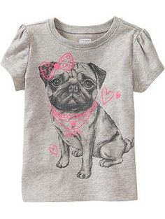 Gigi's Style. Graphic Short-Sleeve Tees for Baby | Old Navy- need!