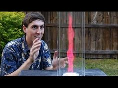 How to Build a Simple DIY Multicolor Fire Tornado With No Moving Parts