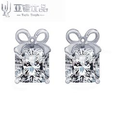 925Pure Silver Earrings Large Crystal Gifts Exclusive Luxury Light Silver Professional Factory Outlets //Price: $14.95 & FREE Shipping // #ootd #style #accessory  #stylish #cute