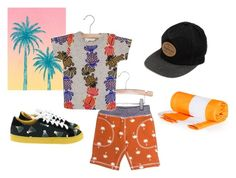 """""""Summer Ready - Boys Outfit"""" by bitzkidsnyc on Polyvore featuring Twins For Peace, Summer, boys, kids, children and bitzkids"""