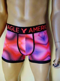 Men's American Eagle Flex Trunk Shorter Length Boxer Brief Size M Boxer Briefs, Boxers, American Eagle Underwear, Luxury Sunglasses, Designer Handbags, Online Price, Wallets, Trunks, Gym Shorts Womens