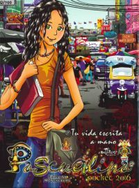 Agenda Pascualina 2016. Pocket Street (9789204105018) Qinni, Cute Girls, Me Quotes, Wonder Woman, Posters, Superhero, Wallpaper, Pretty, Fictional Characters