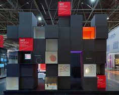 Stand Wit Design - Euroshop 2011 on Behance