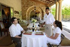 Wijn en chocolade bij Waterford Wine Estate in Stellenbosch