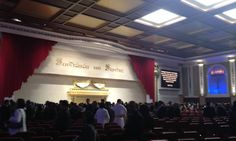 Vista do púlpito do Templo de Salomão, SP, Brasil, inaugurado em 31 de julho de 2014, o templo é a sede da Igreja Universal do Reino de Deus fundada por Edir Macedo em 9 de Julho de 1977.