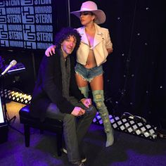 """Lady Gaga Joins Howard Stern To Talk """"Joanne"""" And P*ssy Glue - http://oceanup.com/2016/10/24/lady-gaga-joins-howard-stern-to-talk-joanne-and-pssy-glue/"""