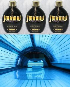 Tanning Lotion: Lot Of 3 Australian Gold Jwoww Black Bronzer Indoor Tanning Lotion + Free Goggle -> BUY IT NOW ONLY: $59.99 on eBay!